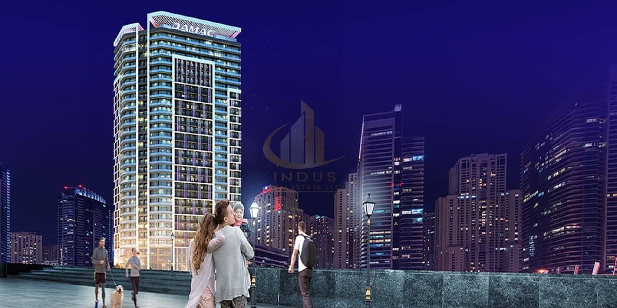 Ultimate lifestyle - Owning a luxury apartment in the heart of the city   Offplan Zada