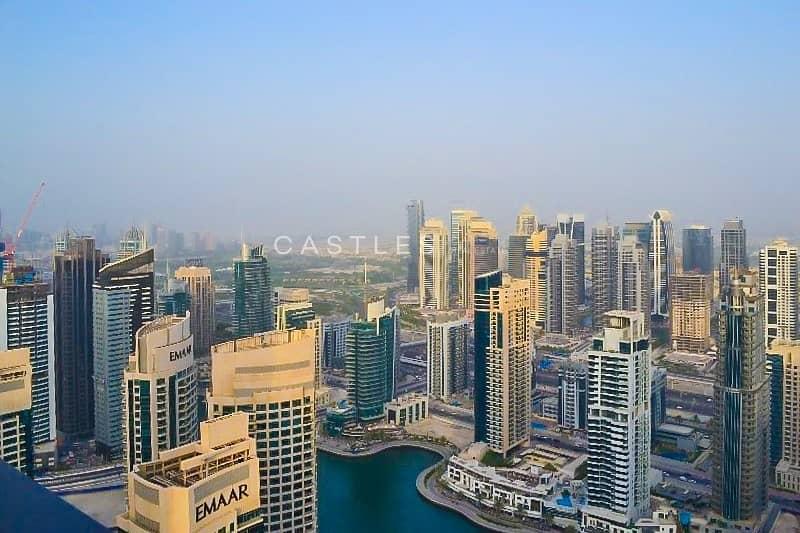 JBR Murjan -2BR -High Floor- Marina view for rent