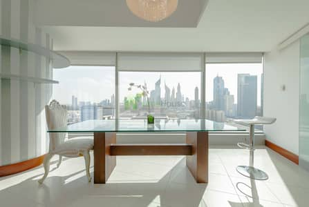Ceiling to Floor Windows | DIFC Sky Line