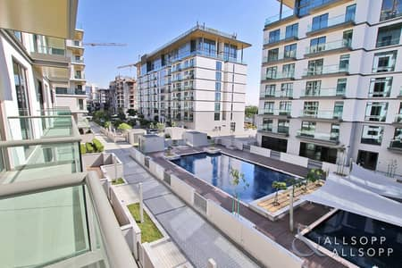 2 Bedroom Apartment for Sale in Mohammad Bin Rashid City, Dubai - Two Bed | High Quality Finish | Pool View