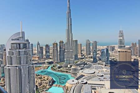 شقة فندقية 3 غرف نوم للبيع في وسط مدينة دبي، دبي - Burj khalifa & Fountain view | Hotel Apt | Downtown