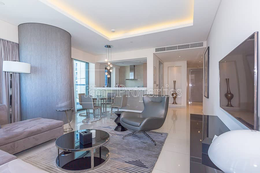 2BR Furnished   Tenanted   High Floor