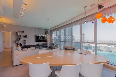 2 Bedroom Flat for Sale in Downtown Dubai, Dubai - Fully Upgraded | Panoramic Burj & Fountain Views