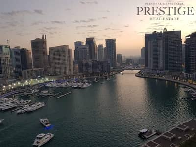 1 Bedroom Flat for Rent in Dubai Marina, Dubai - Marina View 1 BHK apartment in Dubai Marina