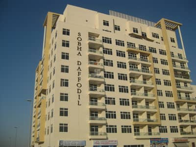2 Bedroom Flat for Rent in Jumeirah Village Circle (JVC), Dubai - Chiller free 2 bedroom in Sobha Daffodil for 55 k