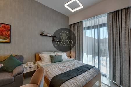 3 Bedroom Apartment for Sale in Jumeirah Village Circle (JVC), Dubai - 10 Yrs.PayPlan |Architectural Masterpiece|No Comm