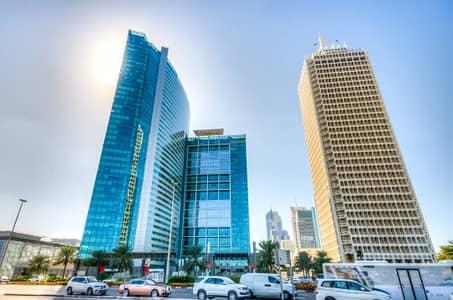فلیٹ 2 غرفة نوم للايجار في مركز دبي التجاري العالمي، دبي - شقة في جميرا ليفنج مساكن جميرا ليفنج بالمركز التجاري العالمي مركز دبي التجاري العالمي 2 غرف 155000 درهم - 4550521
