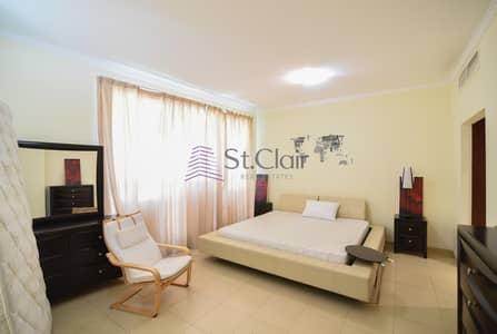 فلیٹ 2 غرفة نوم للايجار في أبراج بحيرات الجميرا، دبي - Fully Furnished I Exclusive Property I With Balcony