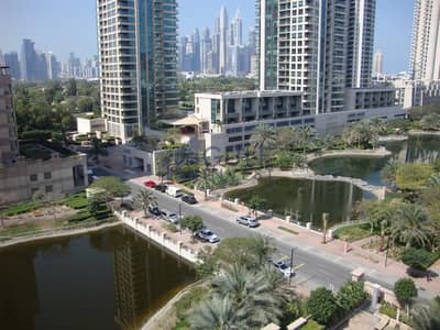 2 Bedroom Flat for Rent in The Views, Dubai - Stunning Full Canal View | 2 BR | Chiller free
