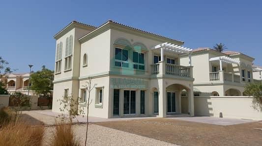 فیلا 2 غرفة نوم للايجار في مثلث قرية الجميرا (JVT)، دبي - Amazing Offer! Immidiate Moving|Mediteranean Style