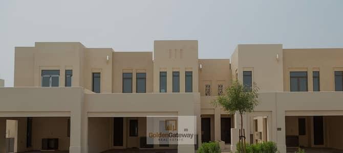 تاون هاوس 4 غرف نوم للايجار في ريم، دبي - Near Park |New  4 BR | Single row