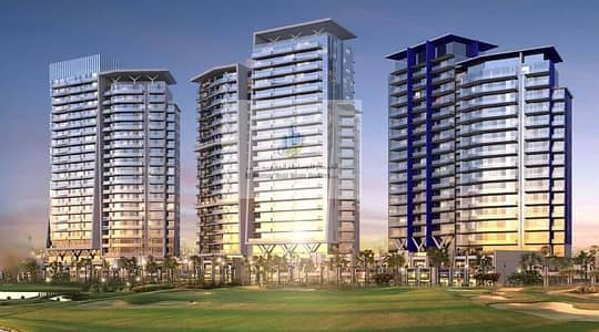 2 Bedroom Apartment for Sale in Umm Suqeim, Dubai - OWN fully furnished unit with golf course view