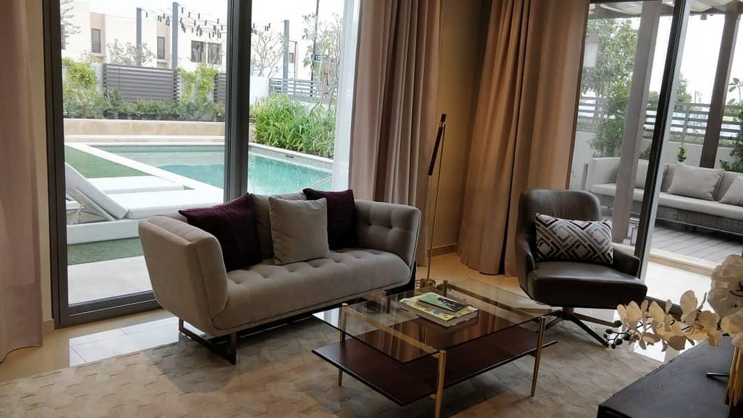 Fantastic 4 Bedroom Villa in Al Zahia