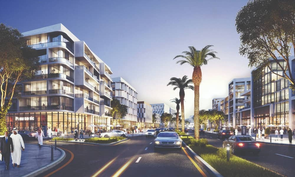 Own Your Beautiful Smart house at Misk Apartment In Aljada New Downtown
