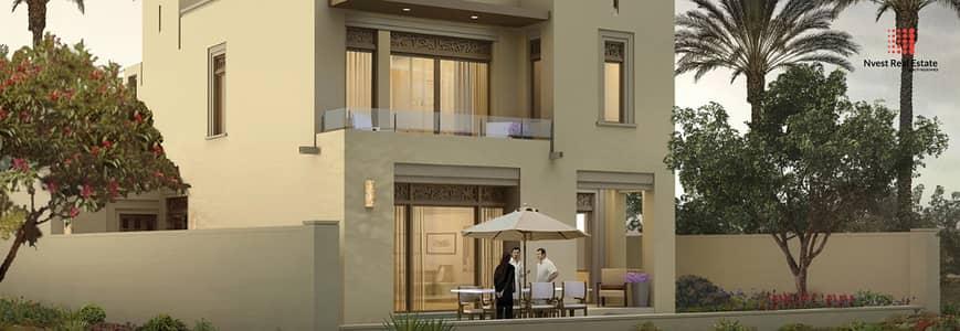 25/75 Post Handover|Luxurious 4 BR Villa in Azalea