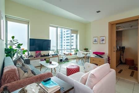 1 Bedroom Apartment for Sale in Dubai Marina, Dubai - Motivated Seller | Vacant | Marina view | High ROI