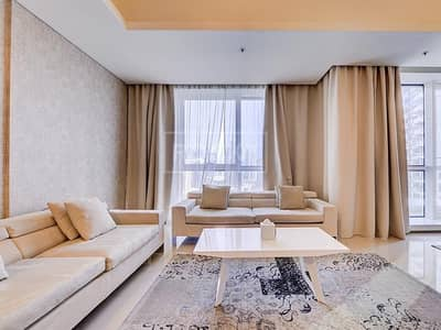 2 Bedroom Hotel Apartment for Rent in Dubai Marina, Dubai - Full Marina View   Large 2 Bed   Dubai Marina
