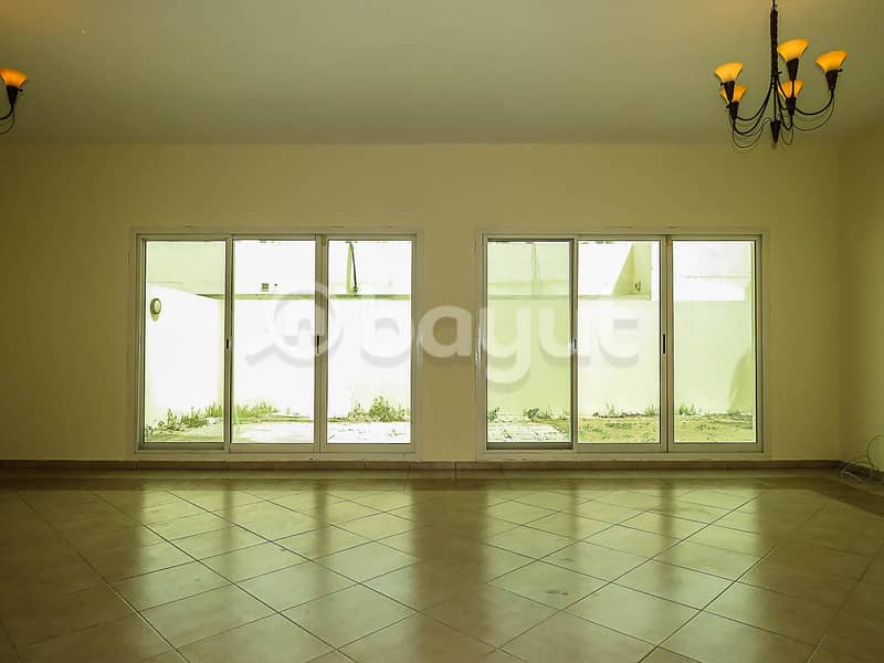 Spacious Sheikh Ahmed 4BHK Villa in Al Safa Community - Direct from Landlord - Zero Commission