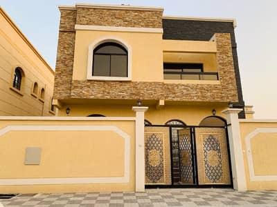 5 Bedroom Villa for Sale in Al Helio, Ajman - Villa for sale, Al Helio, Super Deluxe finishes, a very elegant area