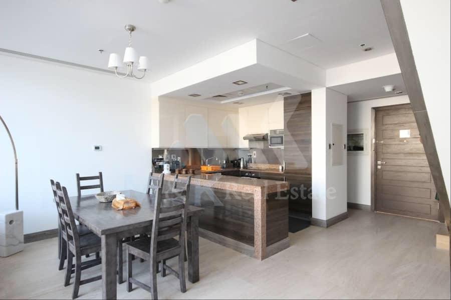 Splendid one Bedroom   Modern Loft style for sale