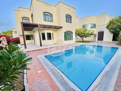 6 Bedroom Villa for Rent in Al Khalidiyah, Abu Dhabi - Hot Deal for Community Villa in khalidiya