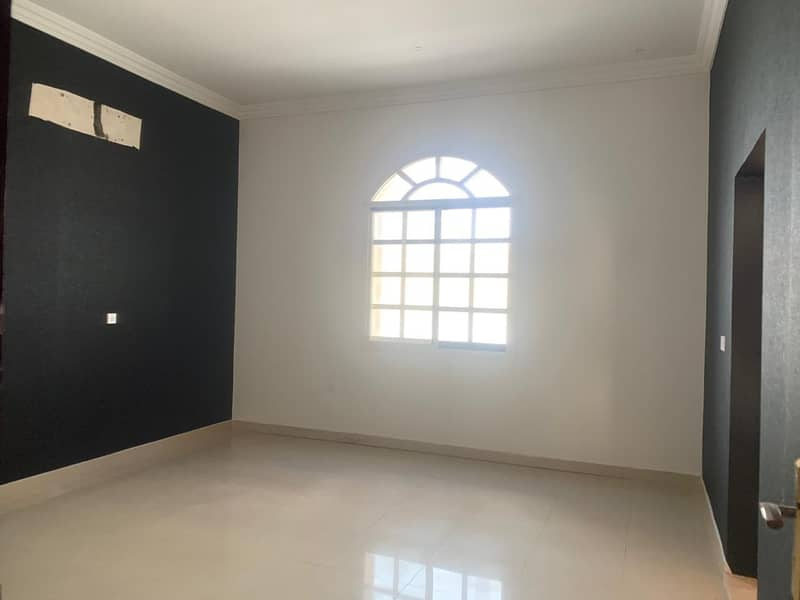 Villa for rent ground floor privileged location close to the services and Sheikh Mohammed bin Zayed Street