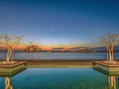 6 Bedroom Villa for Sale in Palm Jumeirah, Dubai - Full Sea  and  Atlantis View | Signature Villa | Tip Plot