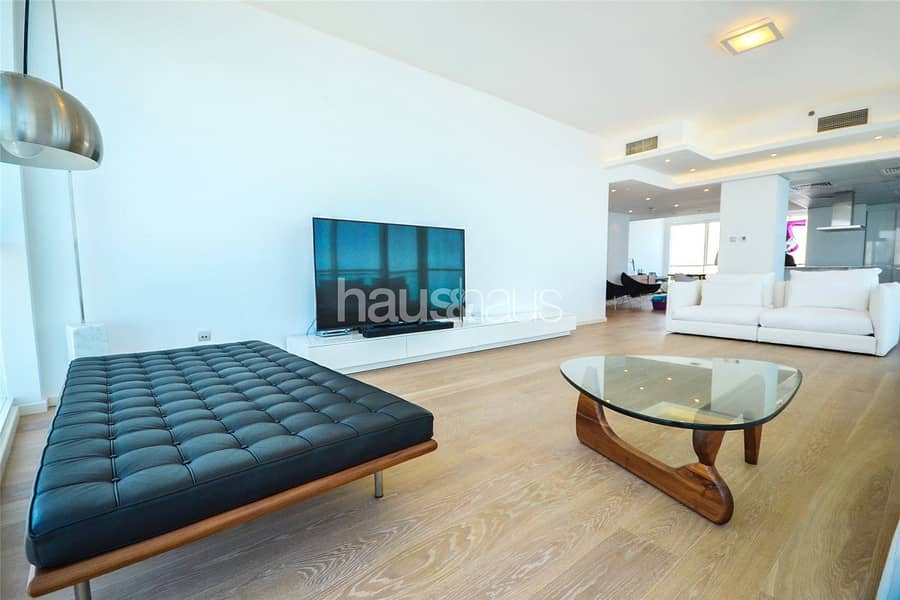 Upgraded | High Floor with Panoramic Views