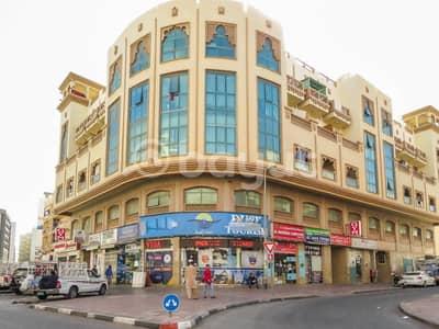 Studio for Rent in Bur Dubai, Dubai - RAFI BUILDING, BUR DUBAI