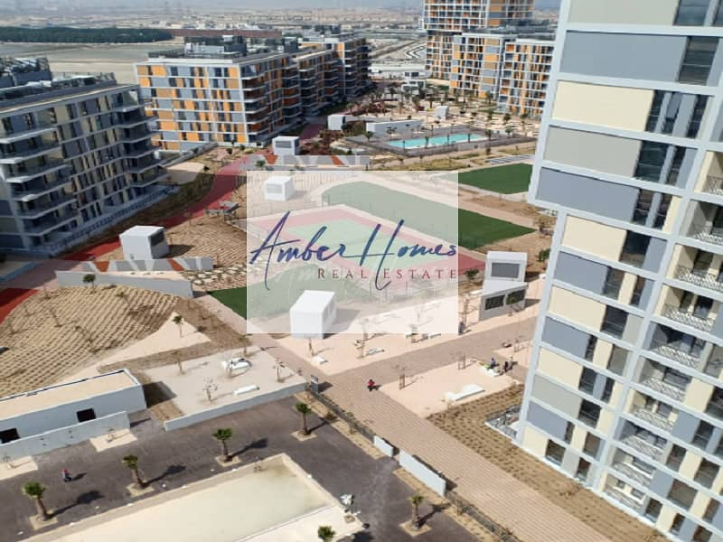 10 Park View | Brand New 1 BR Apt For Sale | Vacant