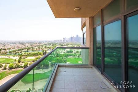 شقة 2 غرفة نوم للبيع في ذا فيوز، دبي - 329 Sq. Ft. | Great