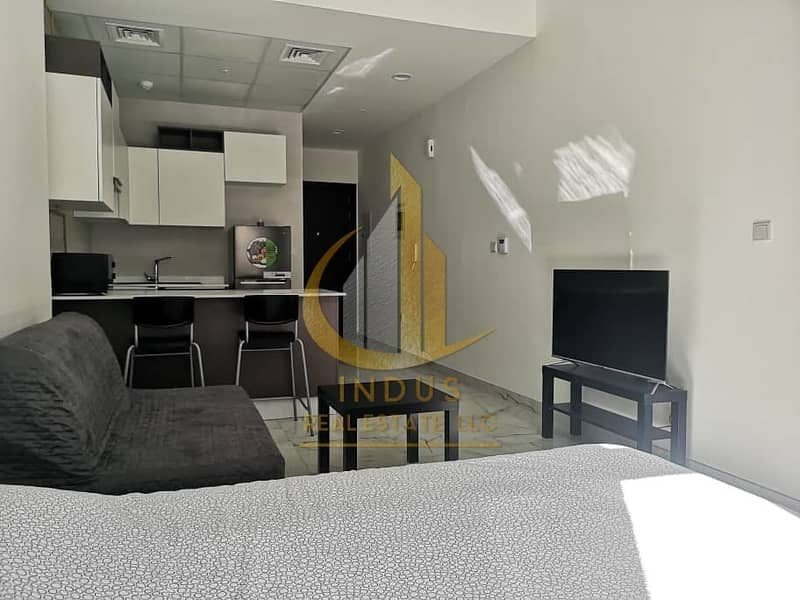 Brand New | Fully Furnished Studio | Chiller Free