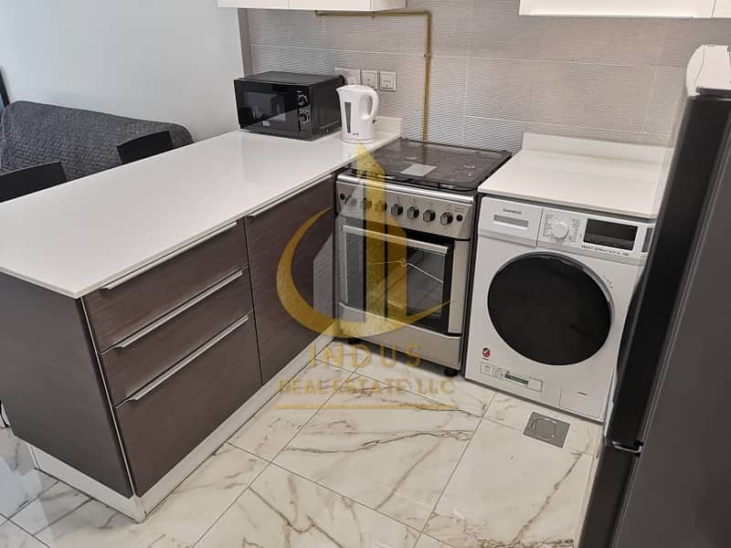 2 Brand New | Fully Furnished Studio | Chiller Free