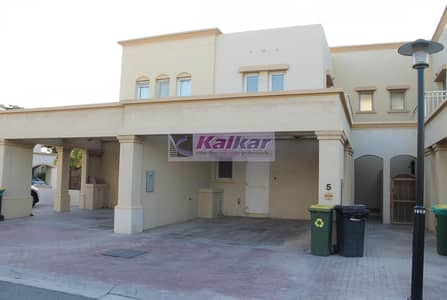 2 Bedroom Villa for Rent in The Springs, Dubai - lake view Springs type 4m 2 bed room +Study  Very well maintained villa