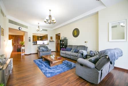 شقة 2 غرفة نوم للبيع في نخلة جميرا، دبي - Beautiful 2 BR Apartment | Full Sea View