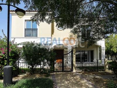 5 Bedroom Villa for Rent in Green Community, Dubai - GCW Family Villa Huge Plot Private Pool