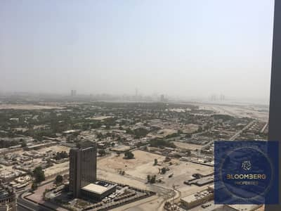 2 Bedroom Hotel Apartment for Rent in Downtown Dubai, Dubai - Fully furnished | High floor | Community view