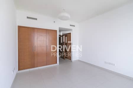 1 Bedroom Apartment for Rent in Downtown Dubai, Dubai - Huge and Well-managed 1 Bed | High Floor