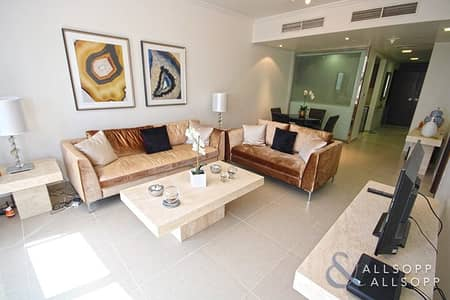 1 Bedroom Flat for Sale in Jumeirah Lake Towers (JLT), Dubai - Sold Furnished | Immaculate | New Bathroom