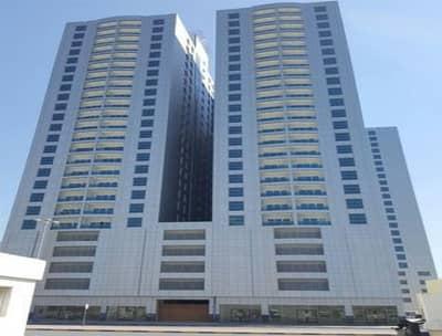 1 Bedroom Flat for Rent in Al Nuaimiya, Ajman - Spacious 1 Bedroom Hall in City Towers Ajman