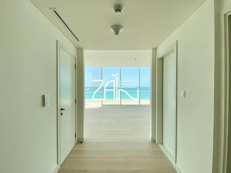 2 Full Sea View! 3+M Apt Type D with Balcony