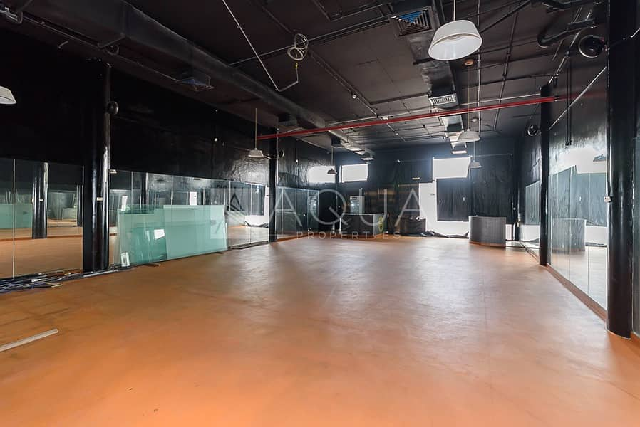 2 Showroom | Fitted Office | Sheik Zayed Road