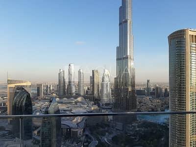 4 Bedroom Flat for Sale in Downtown Dubai, Dubai - Luxury | Burj Khalifa View | Sky Collection
