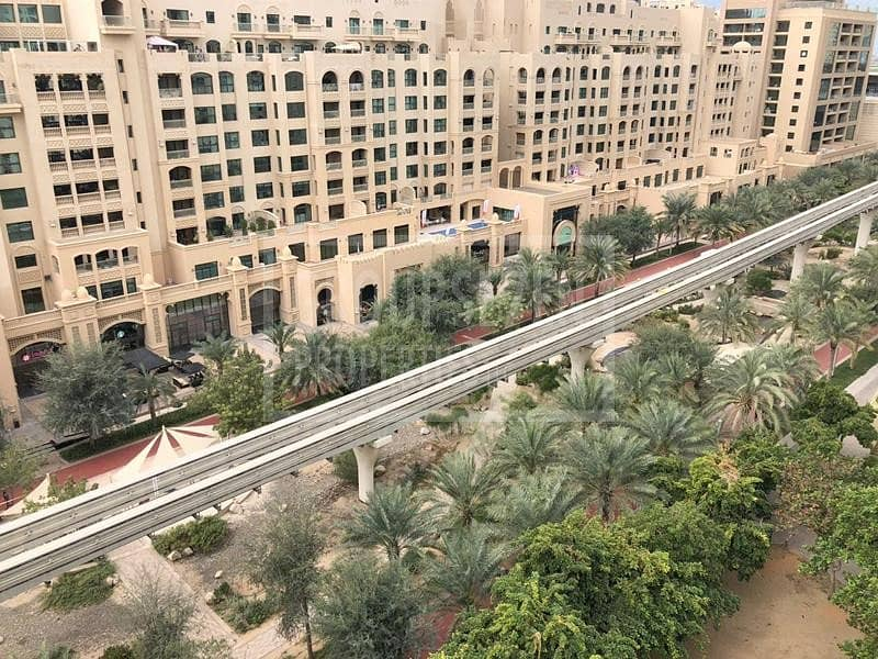 11 1 Bed Apartment for Rent in Al Sarood High Floor