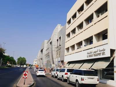Studio for Rent in Al Satwa, Dubai - BUIDLING