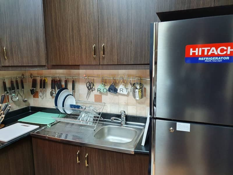 14 Charming and Comfortable home|Furnished 2BHK