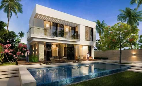 5 Bedroom Villa for Sale in DAMAC Hills (Akoya by DAMAC), Dubai - Hollywoods classic lifestyle | Luxury