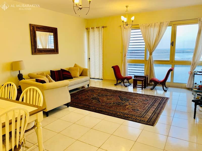 17 Lagoon View - 2BR - Fully Furnished Apt. For Sale