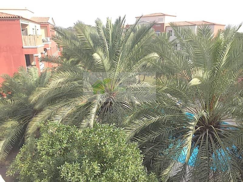 9 Internal Garden View | Balcony | Large 1 Br