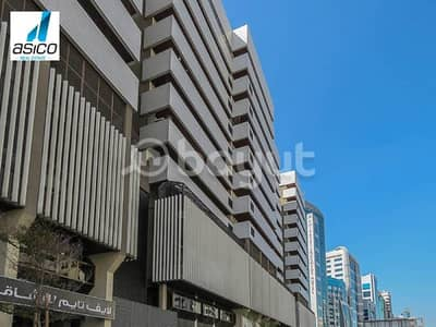 Office for Rent in Deira, Dubai - Fully Fitted Office for Rent I DEWA Free